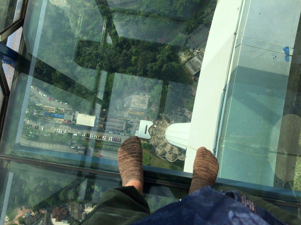 KLタワーに上ります