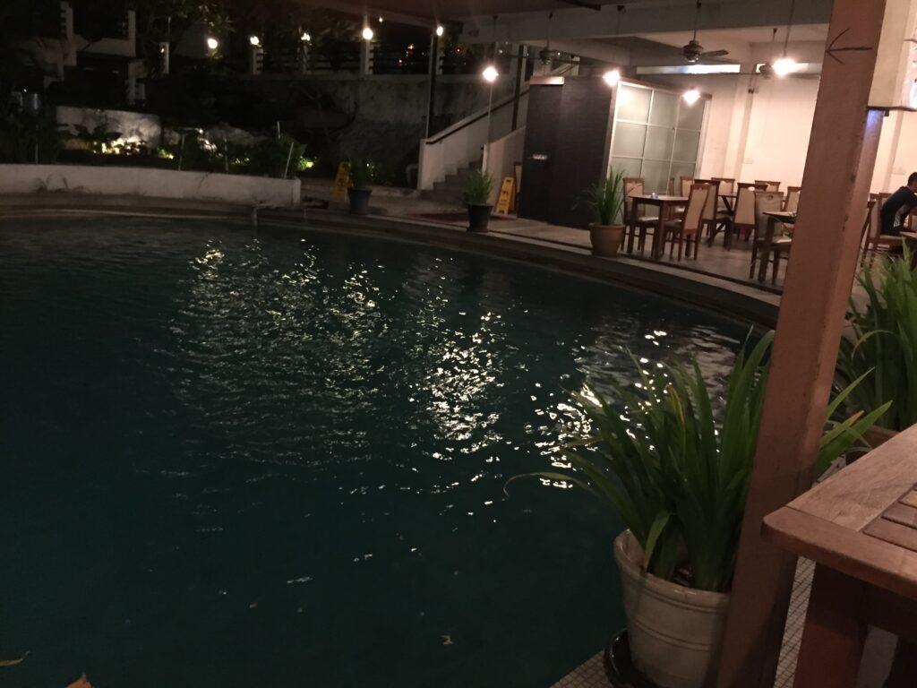 Lodge Paradize Poolside